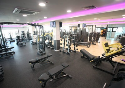 Weight Traning Area